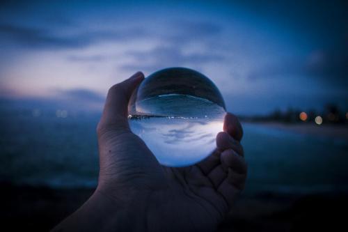 Beach Globe I