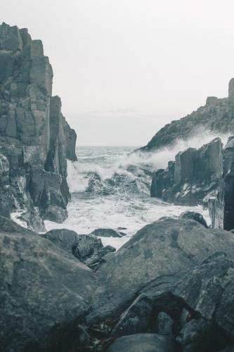 Bombo Rocks - Kiama