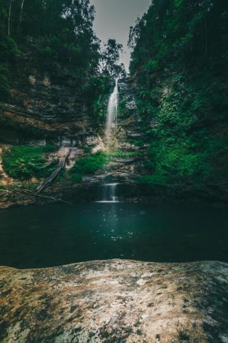 Clover Hill Waterfall